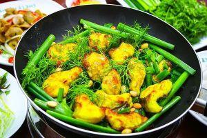 Quy trình làm chả cá Lã Vọng - tinh túy ẩm thực Hà thành xưa