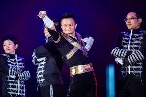 Điệu nhảy Michael Jackson của Jack Ma