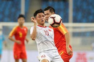 VFF bác thông tin từ chối đá với Trung Quốc vì chênh lệch đẳng cấp