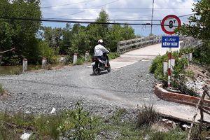 Cà Mau: Đường làm chậm chạp, huyện nói lỗi khách quan nhưng bị tỉnh 'bắt giò'