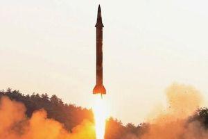 Triều Tiên phóng tên lửa sau khi tuyên bố sẵn sàng đàm phán với Mỹ