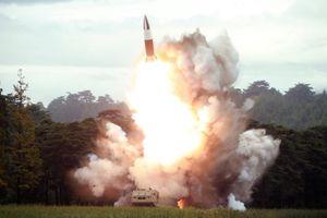 'Vật thể bay' tiếp tục phóng ra từ Triều Tiên