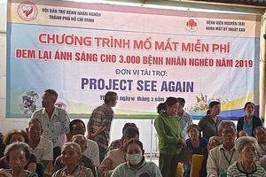 Dự án đặc biệt mang tới ánh sáng cho người khiếm thị
