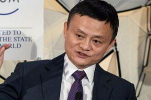 Hôm nay Jack Ma nghỉ hưu