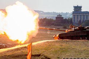 'Xe tăng bay' T-80BV gia nhập Hạm đội Thái Bình Dương của Nga