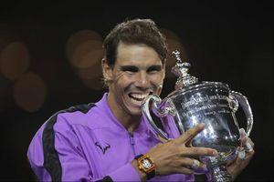 Vô địch US Open, Nadal 'vẫn chạy tốt' ở tuổi 33