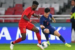 Supachok thăng hoa, tuyển Thái Lan thắng đậm Indonesia