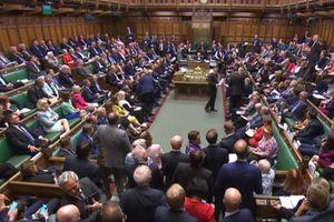 Thủ tướng Boris Johnson thất bại lần 2, Quốc hội Anh tạm dừng hoạt động
