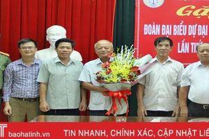 Đại biểu Hà Tĩnh sẽ góp tiếng nói tại Đại hội Hội Luật gia Việt Nam