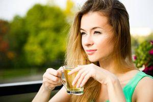 Uống trà để giảm cân