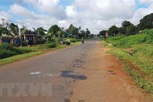 Vĩnh Phúc: Xe taxi gây tai nạn làm hai người thương vong