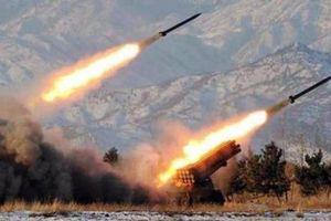 Triều Tiên lại bất ngờ bắn 2 tên lửa về phía Biển Nhật Bản