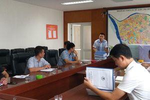 Mở thầu tại quận Long Biên, Hà Nội: Cuộc đọ sức của 4 nhà thầu