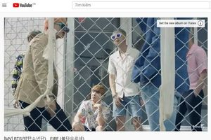 Nhờ MV 'Fire', BTS trở thành nhóm nhạc nam đầu tiên và duy nhất ở Kpop thì hiện tại có được thành tích này