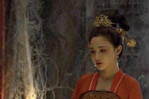 'Gà cưng của Phạm Băng Băng' - Bành Tiểu Nhiễm xinh đẹp trong tạo hình Dương Quý Phi