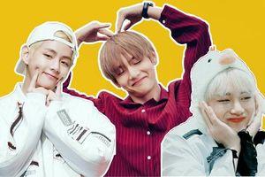 1001 khoảnh khắc siêu đáng yêu của V (BTS) khiến trái tim fan chỉ biết… tan chảy