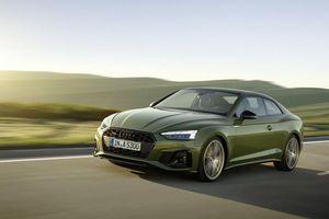Bộ đôi Audi A5 và S5 được nâng cấp mới