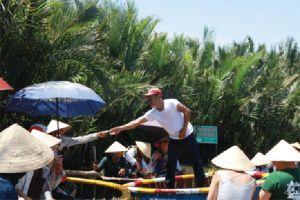 Băm nát rừng dừa Bảy Mẫu, Hội An