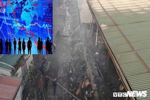 Hơn 123 tỷ đồng vốn hóa Rạng Đông đã hóa 'tro bụi' sau hỏa hoạn