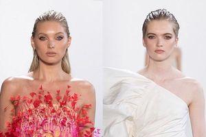 Thiên thần Victoria's Secret trình diễn thiết kế của Công Trí tại 'Tuần lễ thời trang New York'