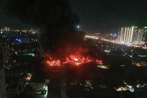 Chưa công bố thông tin thiệt hại sau vụ cháy, Rạng Đông liên tục bị HOSE nhắc nhở