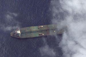 Anh cáo buộc tàu Adrian Darya 1 của Iran chuyển dầu cho Syria