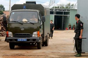13 tấn tiền chất ma túy trong xưởng sản xuất của người Trung Quốc