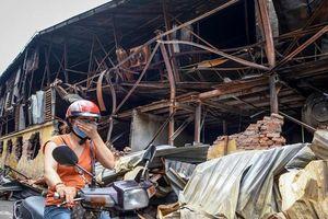 Rạng Đông vẫn chưa cung cấp thông tin thiệt hại sau vụ cháy
