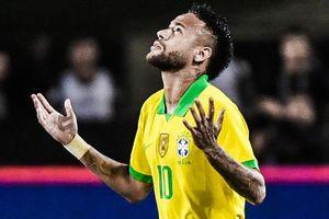 Neymar không thể ghi bàn, Brazil thua Peru 0-1
