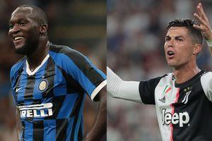 'Lukaku có thể dễ dàng đánh bại Ronaldo'