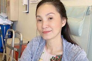 Nghệ sĩ Hồng Đào nhập viện vì suy nhược cơ thể