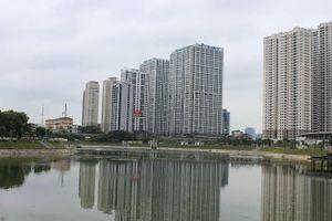 Cưỡng chế, xử lý vi phạm khu vực Công viên Thanh Xuân