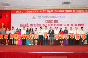 Đảng Ủy Vinataba đẩy mạnh học tập và làm theo tư tưởng, đạo đức, phong cách Hồ Chí Minh