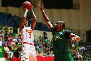 Giải bóng rổ chuyên nghiệp: Saigon Heat cân bằng tỷ số với Cantho Catfish