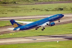 Vietnam Airlines ngừng khai thác đội bay Airbus A330