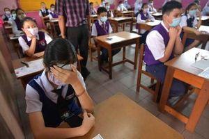 Malaysia - Indonesia căng thẳng vì cháy rừng