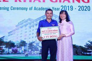 10 tỉ đồng học bổng khuyến tài và khuyến học cho tân sinh viên ĐH Đông Á