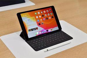iPad 10,2 inch - thiết kế cũ, hiệu năng mạnh từ 329 USD