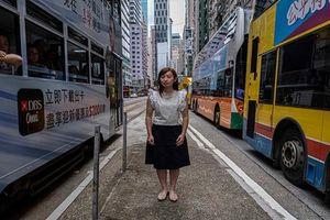 Nữ cảnh sát quyết bỏ việc vì đồng cảm với người biểu tình Hong Kong