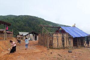 Lai Châu: Khắc phục 'lớp học dưới mưa' ở Pá Sập, Nậm Nhùn