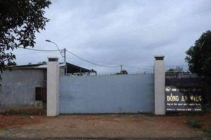 Hiện trường vụ công an triệt phá xưởng sản xuất ma túy cực lớn tại Kon Tum, thu 13 tấn tiền chất