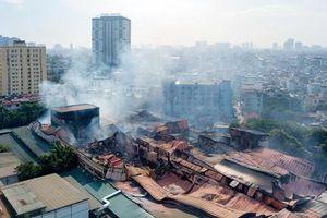 HoSE yêu cầu công ty Rạng Đông công bố thiệt hại do hỏa hoạn