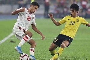 UAE mạnh nhất bảng G và khác biệt đẳng cấp giữa bóng đá châu Á với Đông Nam Á