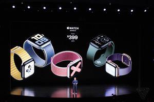 Apple trình làng Watch Series 5 hỗ trợ màn hình luôn bật