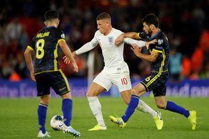 Vòng loại EURO 2020: Tuyển Anh vượt qua Kosovo trong cơn mưa bàn thắng