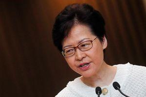 Hồng Kông phản đối 'nước ngoài can dự nội bộ'