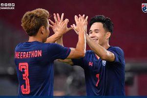 Vòng loại World Cup 2022: Báo chí Thái Lan 'nhảy múa' sau trận thắng đậm Indonesia