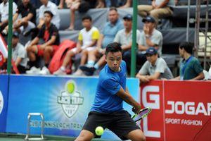 Kịch tính giải quần vợt VTF Masters 500 Hải Phòng