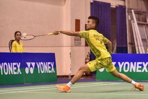 Nguyễn Hải Đăng đoạt vé vào vòng chính đơn nam cầu lông Vietnam Open
