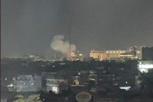 Đúng ngày 11.9, rocket nổ tại sứ quán Mỹ ở Afghanistan